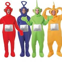 Costume Location Teletubbies