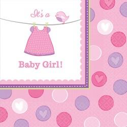 Gobelets Baby Girl x8