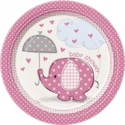 Guirlande Baby Shower fille 1,6m