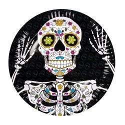 Guirlande Fanion Santa Muerte