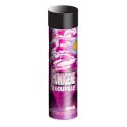 Fumigène rose goupille 1min