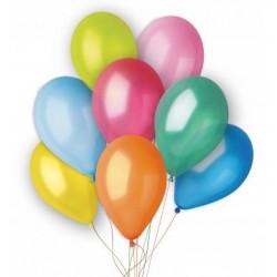 Ballon gonflé à l'hélium